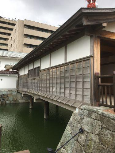 福井城(北ノ庄城)〜御廊下橋〜