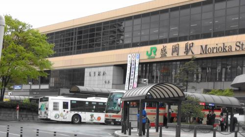 日本100名城 No.6  盛岡城