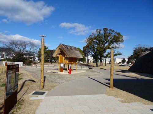 清須市あいち朝日遺跡ミュージアムは弥生時代の環濠集落だから城跡!私の感想