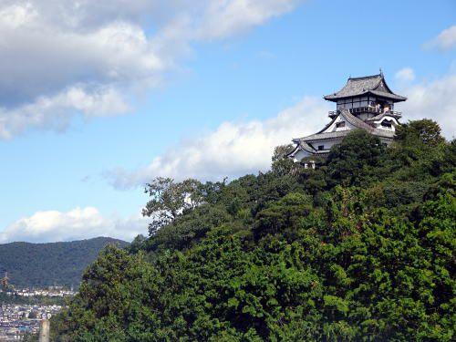 犬山市に2つ残る100名城の犬山城の移築門!それが常満寺と瑞泉寺