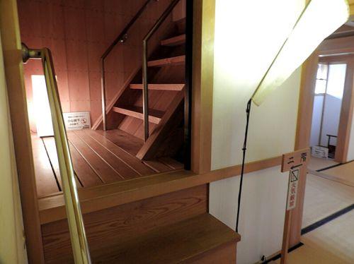津山城(日本100名城) 12 備中櫓2階からの眺めと五番門