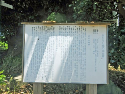 武石城(下総国・千葉県千葉市)