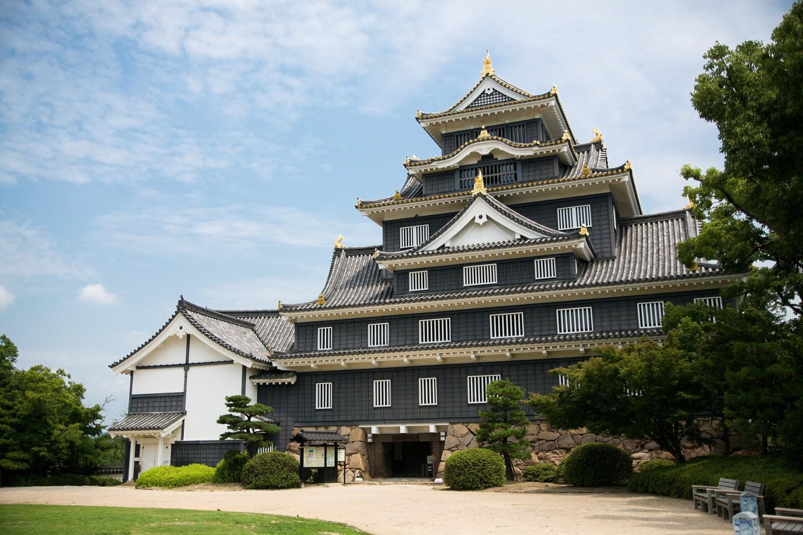 明日8月21日(水)の名古屋城のお知らせでござるよー