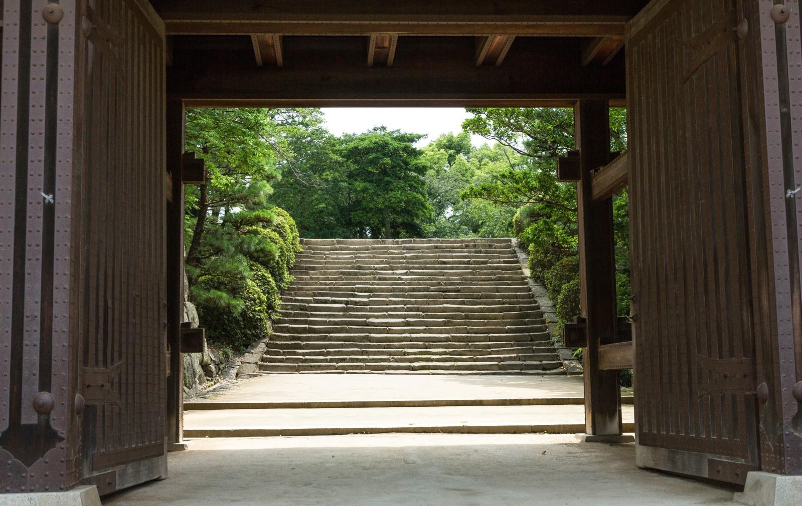京都府福知山市:「福知山城」の新しいパンフレットが完成!!(^^)
