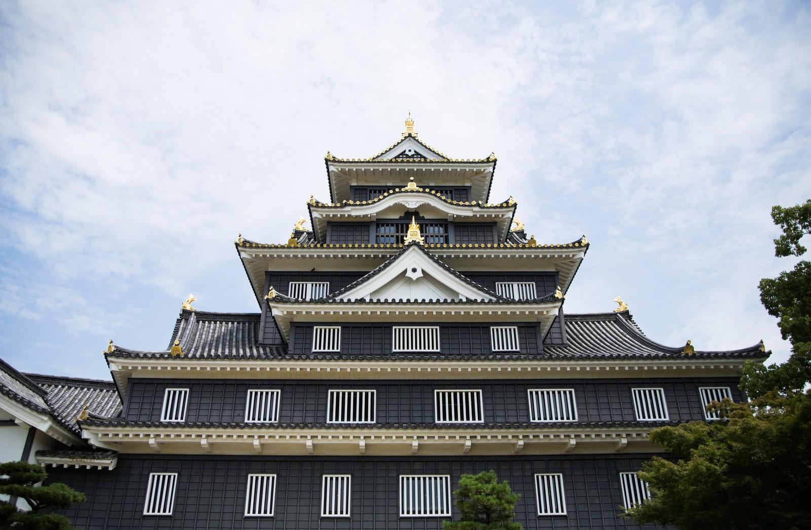 明日5月18日(金)の名古屋城のお知らせでござるよ!